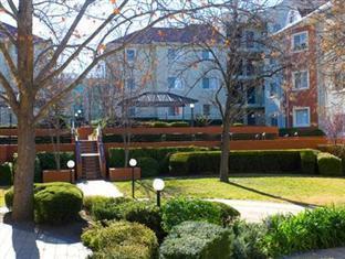 Bentley Suites Canberra - Garden