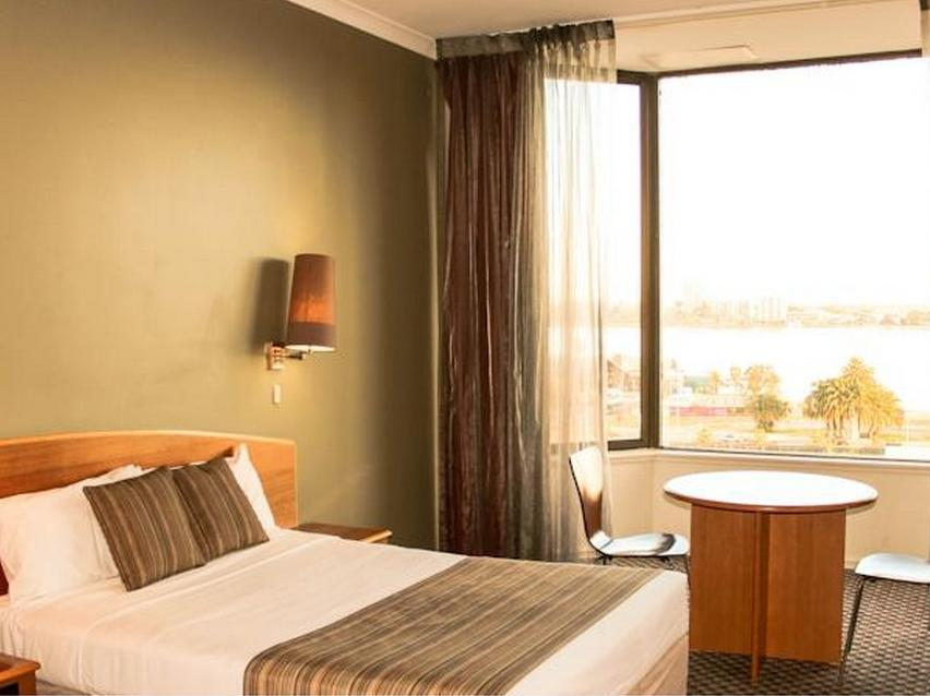 The New Esplanade Hotel Perth - Standard Double with River View