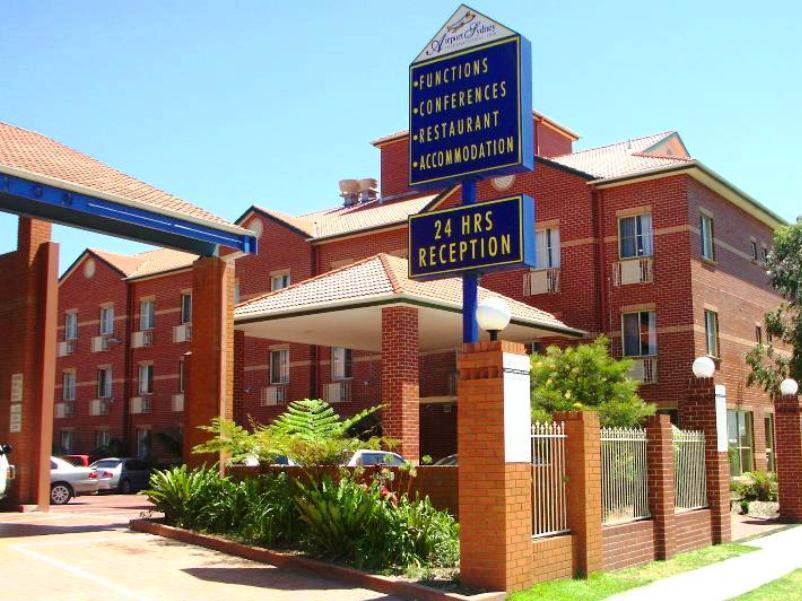 Airport Sydney International Inn Hotel - Hotell och Boende i Australien , Sydney