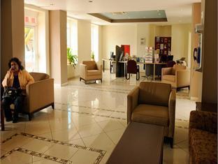 Howard Johnson Curacao Hotel Curacao - Vestíbulo