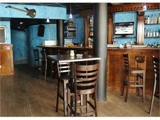 Howard Johnson Curacao Hotel Curacao - Bar/ Salón