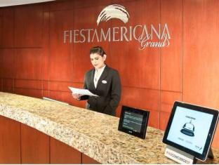 Fiesta Americana Grand Chapultepec Hotel Mexico City - Reception