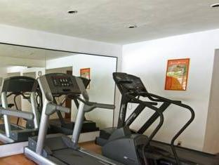 Fiesta Inn Aeropuerto Hotel Mexico City - Fitness Room