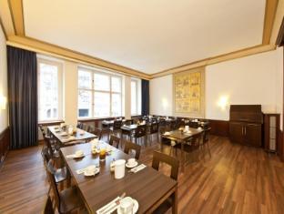 柏林夏洛滕堡大門新酒店 柏林 - 餐廳