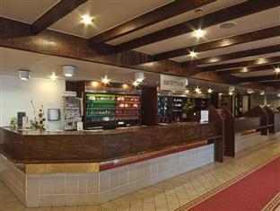 Conference Partner Hotel Globus Praga - Recepción