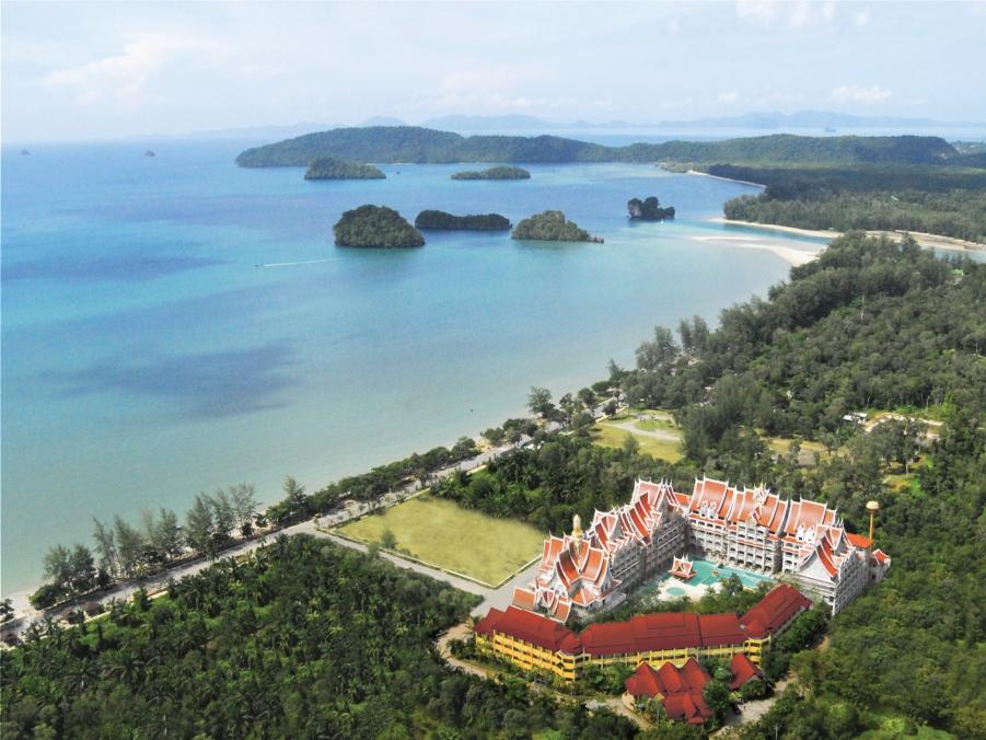 Aonang Ayodhaya Beach Resort - Hotels and Accommodation in Thailand, Asia