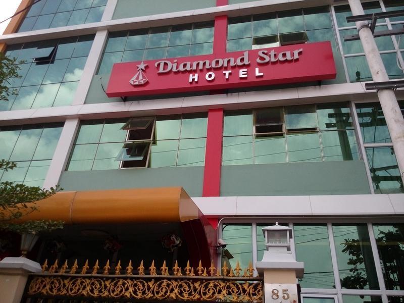 Diamond Star Hotel Yangon