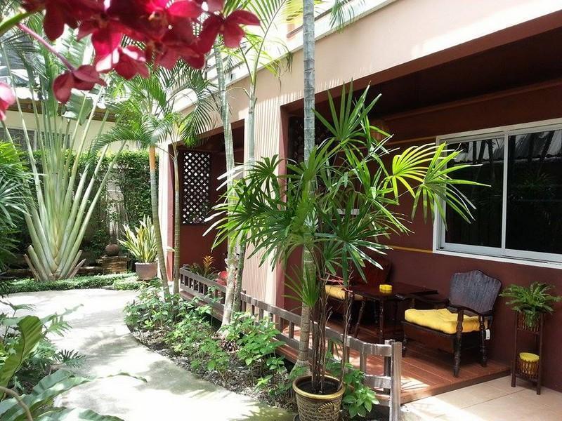 Bann Baimai Boutique Room - Ayutthaya