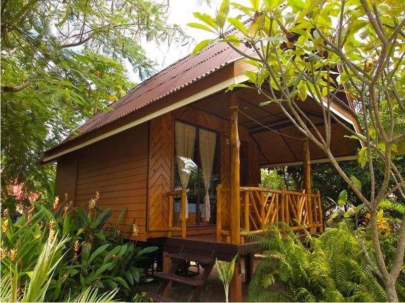 Palm Leaf Resort - Hotels and Accommodation in Thailand, Asia