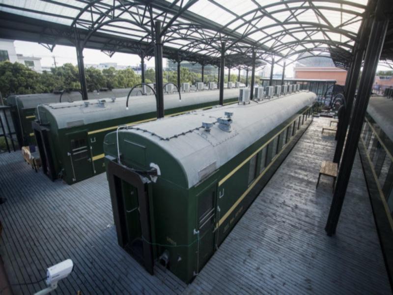 The Train Inn Shanghai - Shanghai