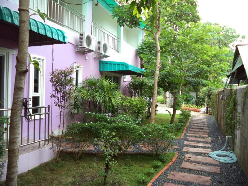 Blanco Room & Apartments - Hotels and Accommodation in Thailand, Asia