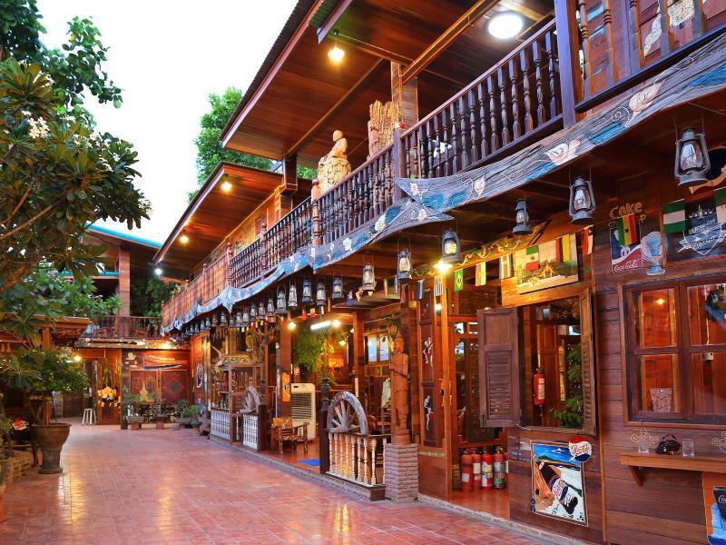 Klongsaunplu Resort - Ayutthaya
