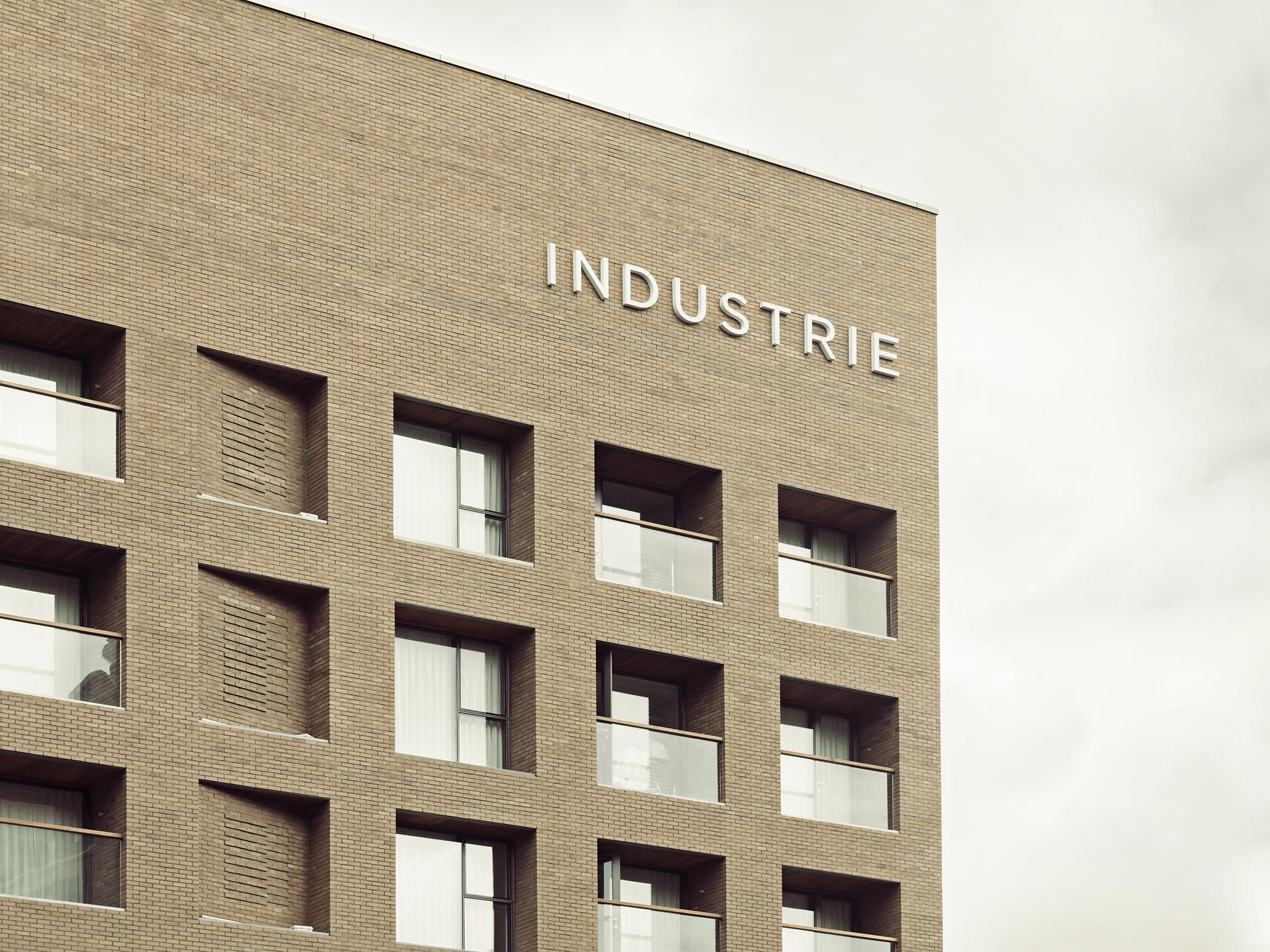 Industrie Business Hotel - Hotels and Accommodation in South Korea, Asia