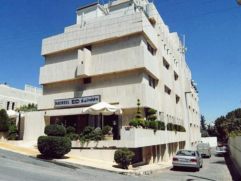 Darotel - Hotels and Accommodation in Jordan, Middle East