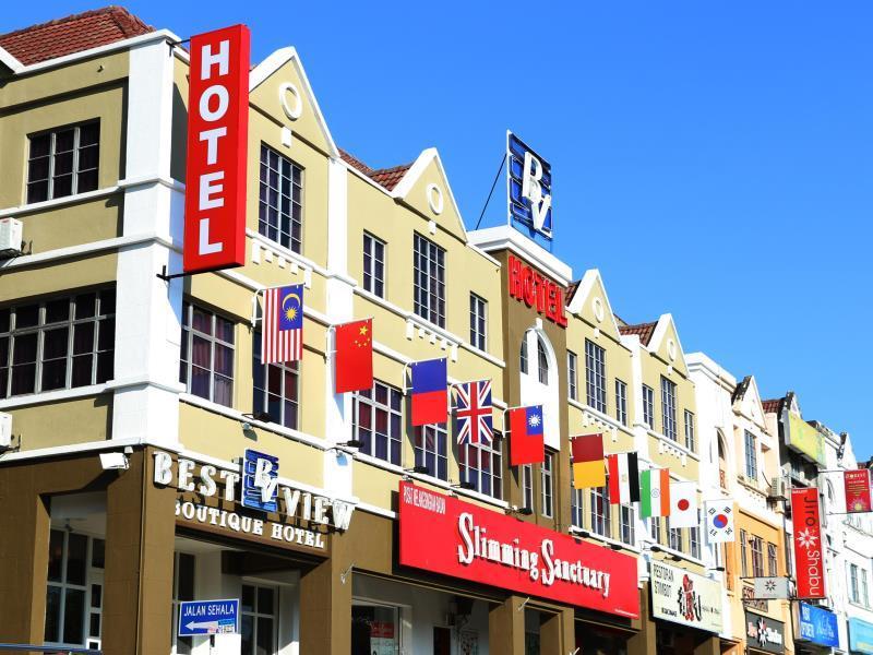Best view boutique hotel taipan usj subang jaya kuala for Boutique hotel view