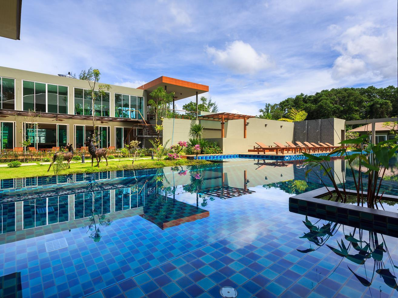 Khao Lak Forest Resort - Hotels and Accommodation in Thailand, Asia