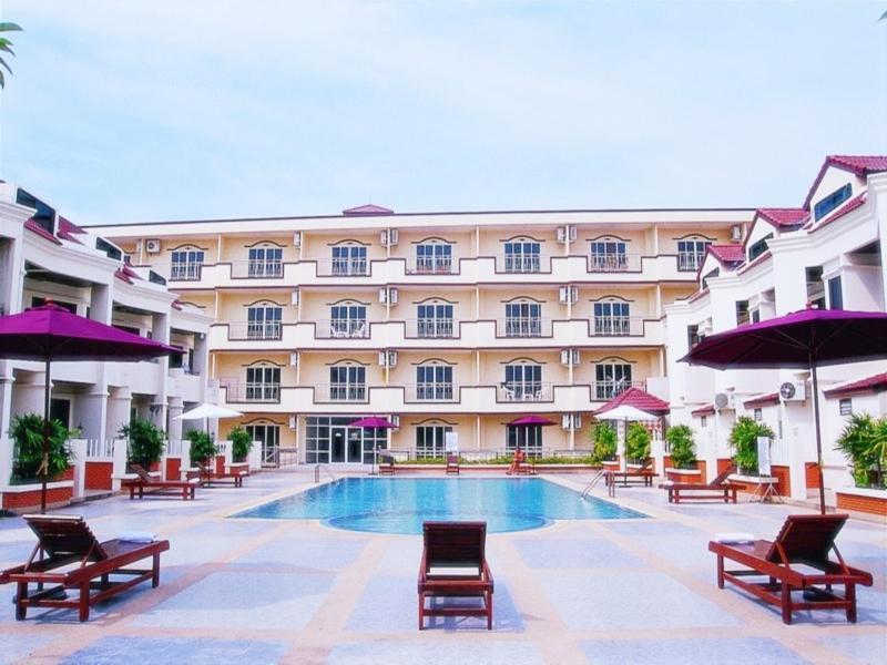 โรงแรมแอลเค พารากอนเพลส พัทยา