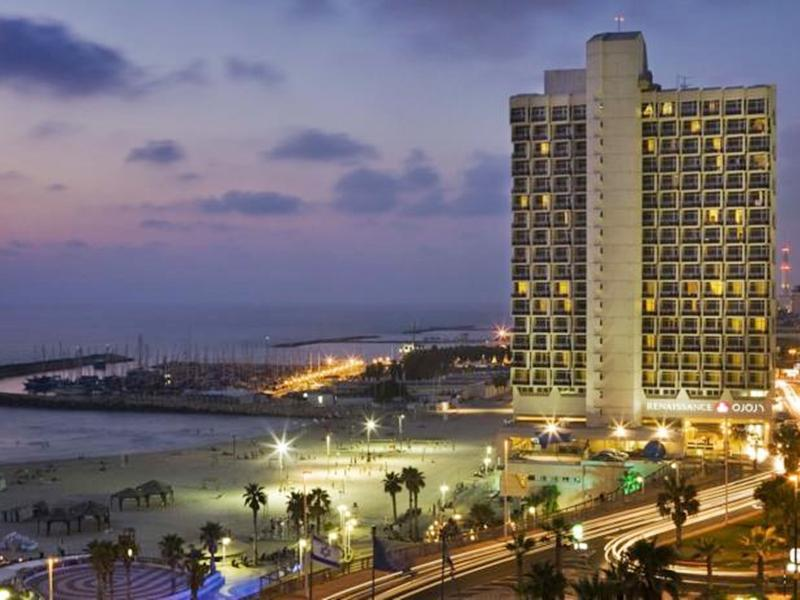 Renaissance Tel Aviv Hotel - Hotels and Accommodation in Israel, Middle East