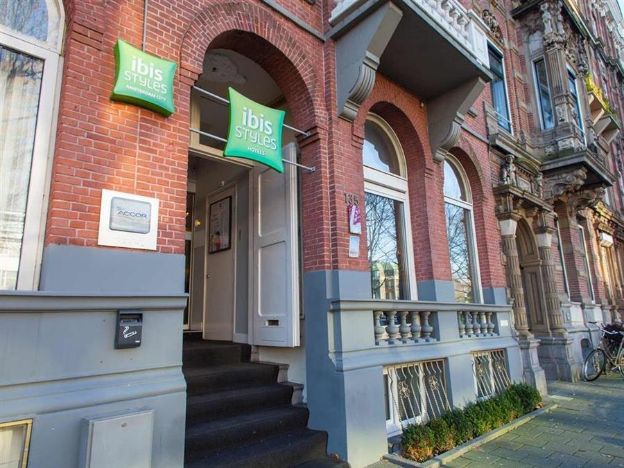Ibis Styles Amsterdam City