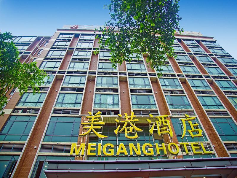 Guangzhou Hotels Map Guangzhou Meigang Hotel