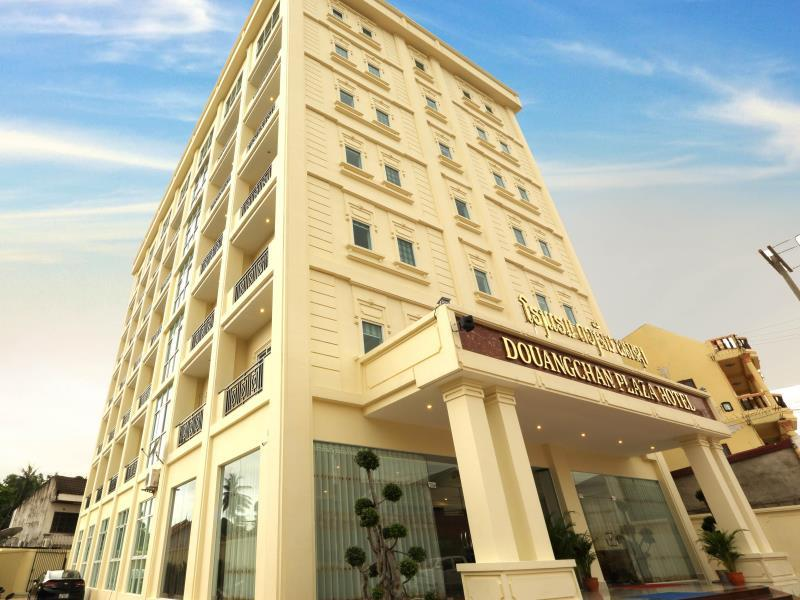 Douangchan Plaza Hotel - Hotels and Accommodation in Laos, Asia