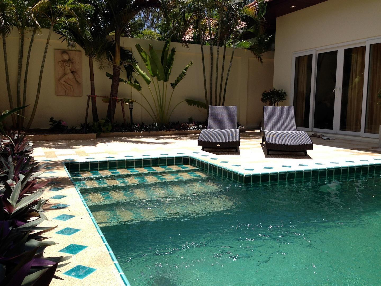 Majestic Residence Pool Villa Pattaya 1 Bedroom 2
