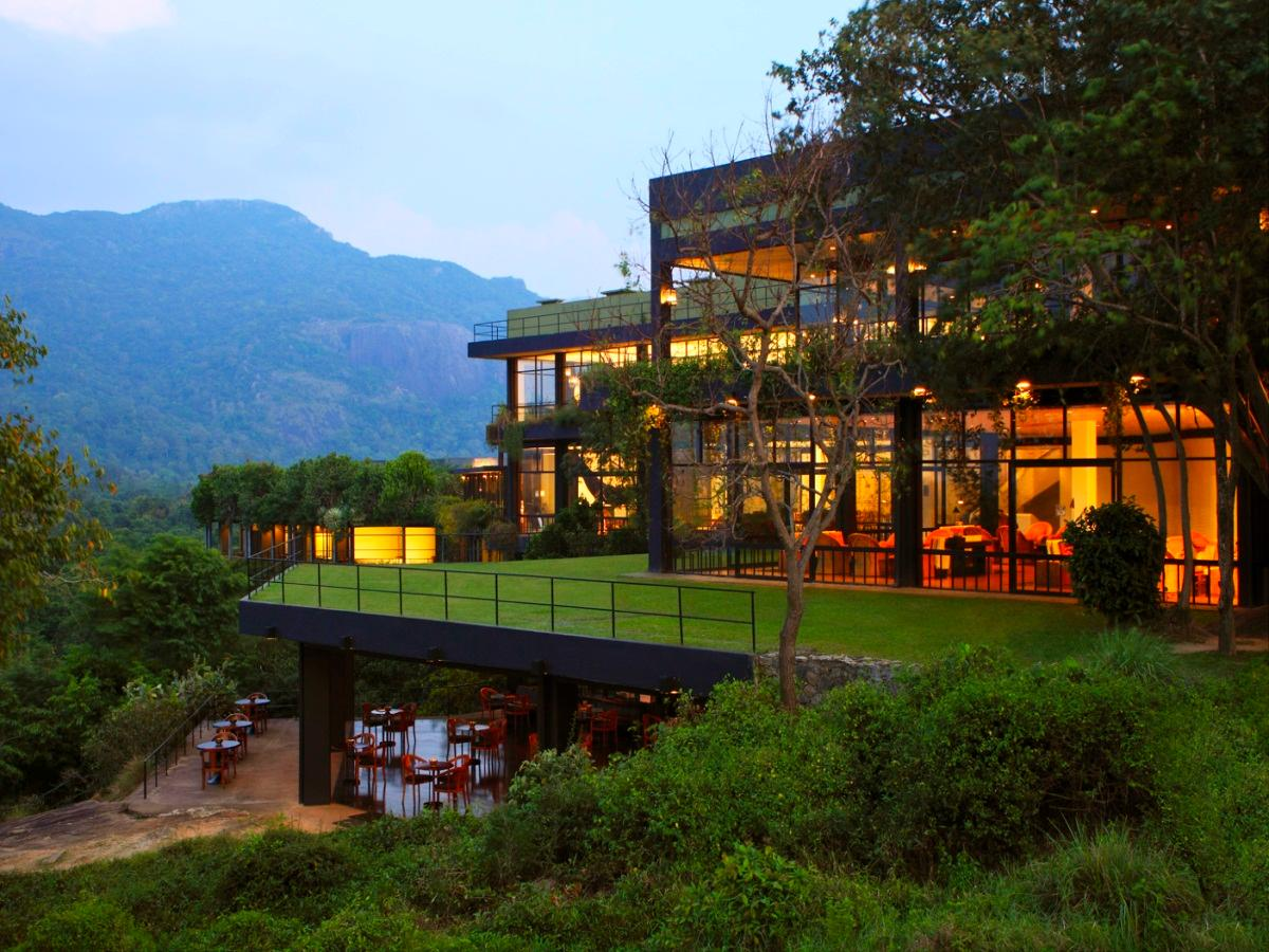 Heritance Kandalama - Hotels and Accommodation in Sri Lanka, Asia
