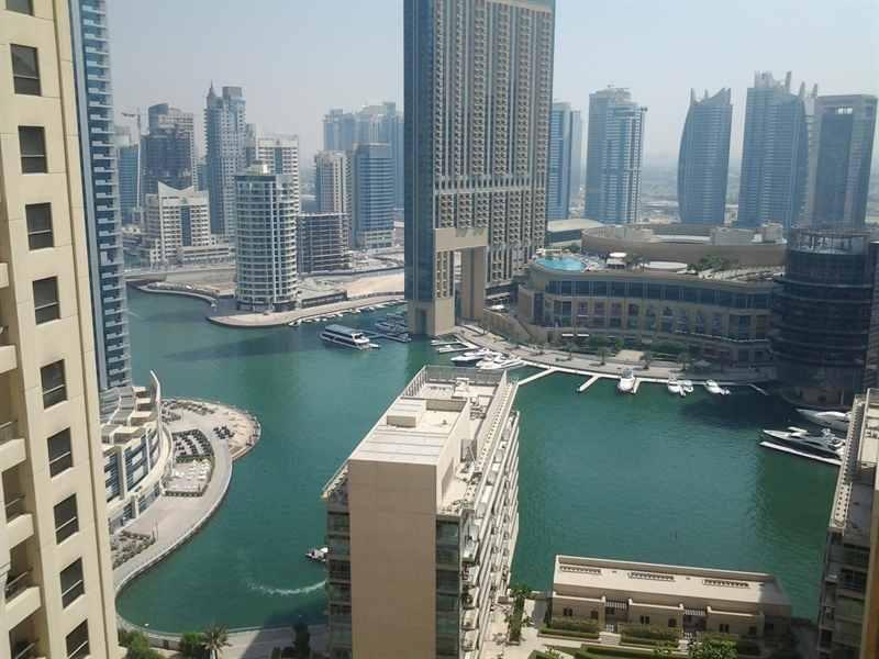 Jumeirah beach residence luxury apartment bahar 1 for Nice hotels in dubai