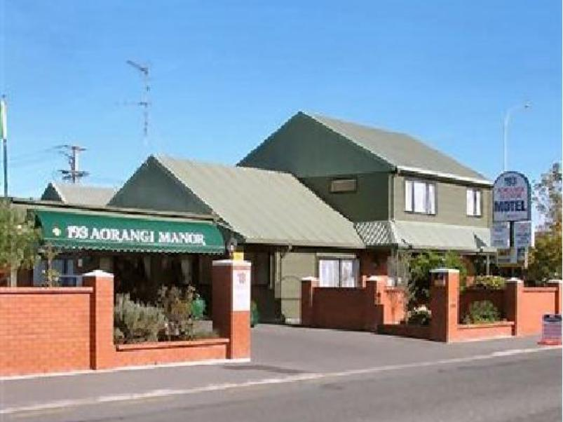 193 Aorangi Manor Motel - Hotels and Accommodation in New Zealand, Pacific Ocean And Australia