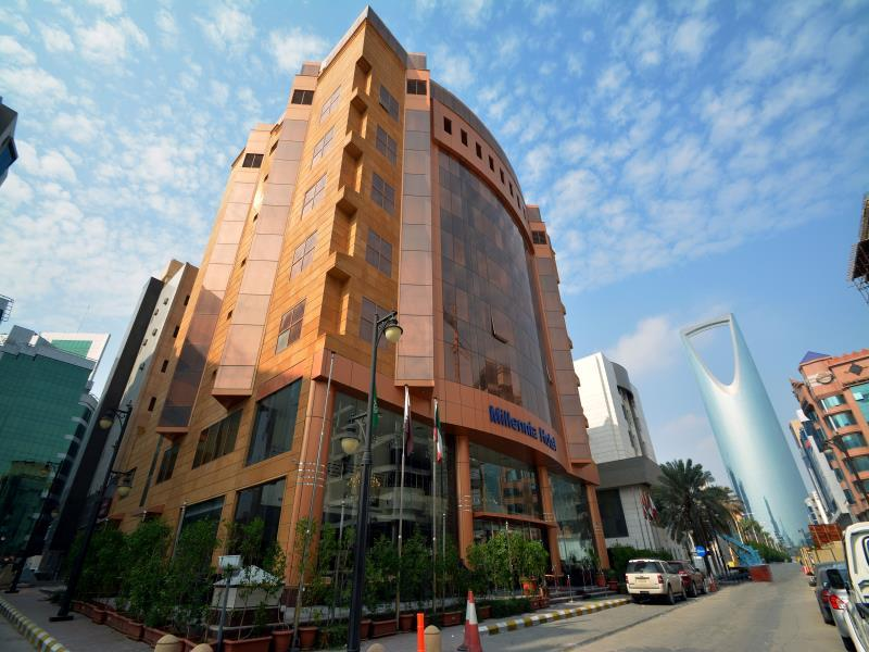 Millennia Boutique Hotel Olaya - Hotels and Accommodation in Saudi Arabia, Middle East