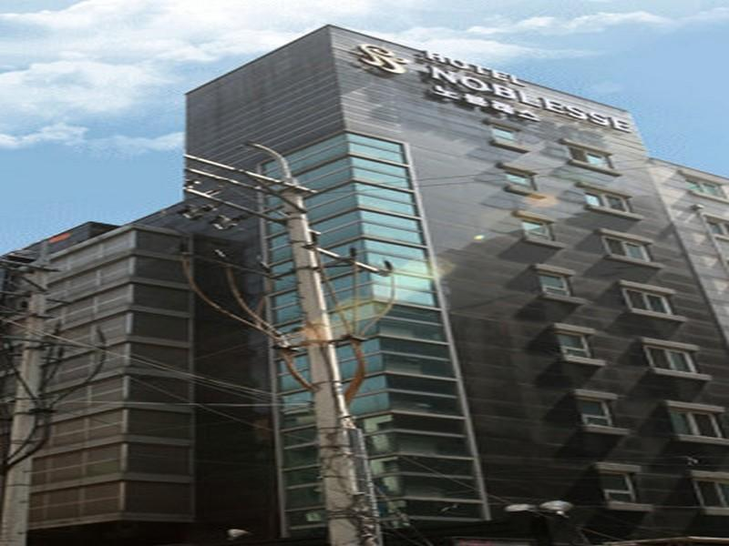 Noblesse Meridian Hotel - Hotels and Accommodation in South Korea, Asia