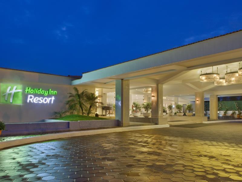 Holiday Inn Hotel - Hotell och Boende i Indien i Goa