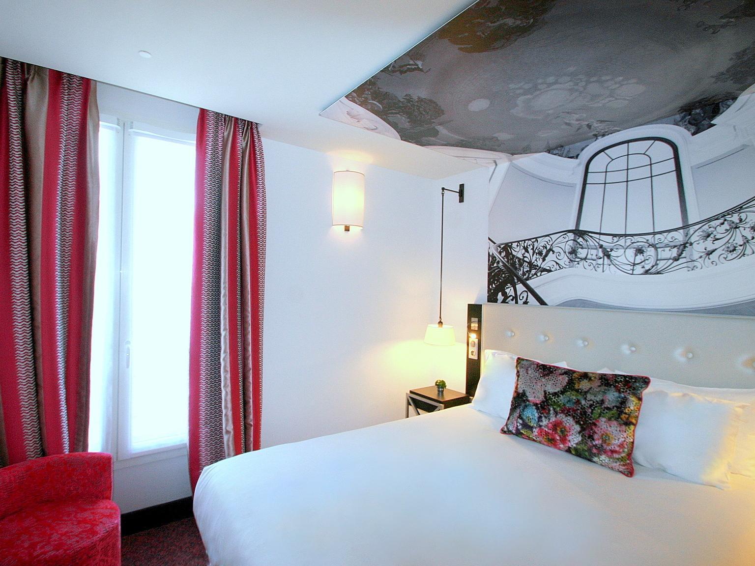 Gustave Hotel - Hotell och Boende i Frankrike i Europa