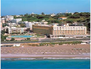 Belvedere Hotel Rhodes - Hotelli välisilme