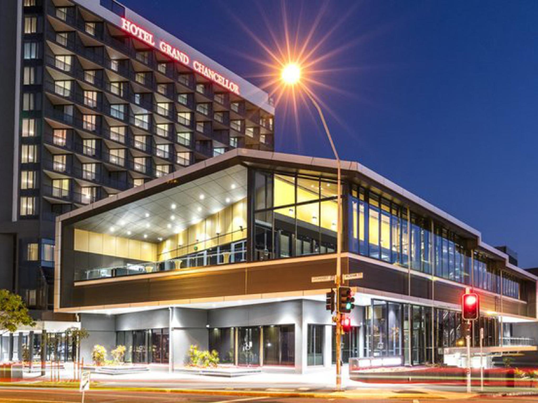 Hotel Grand Chancellor Brisbane - Hotell och Boende i Australien , Brisbane