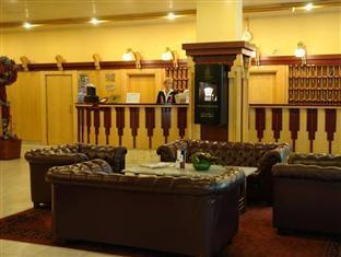 Hotel Patria Pečas - Viešbučio interjeras