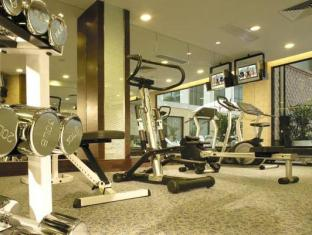 Golden Dragon Hotel Macao - fitnes