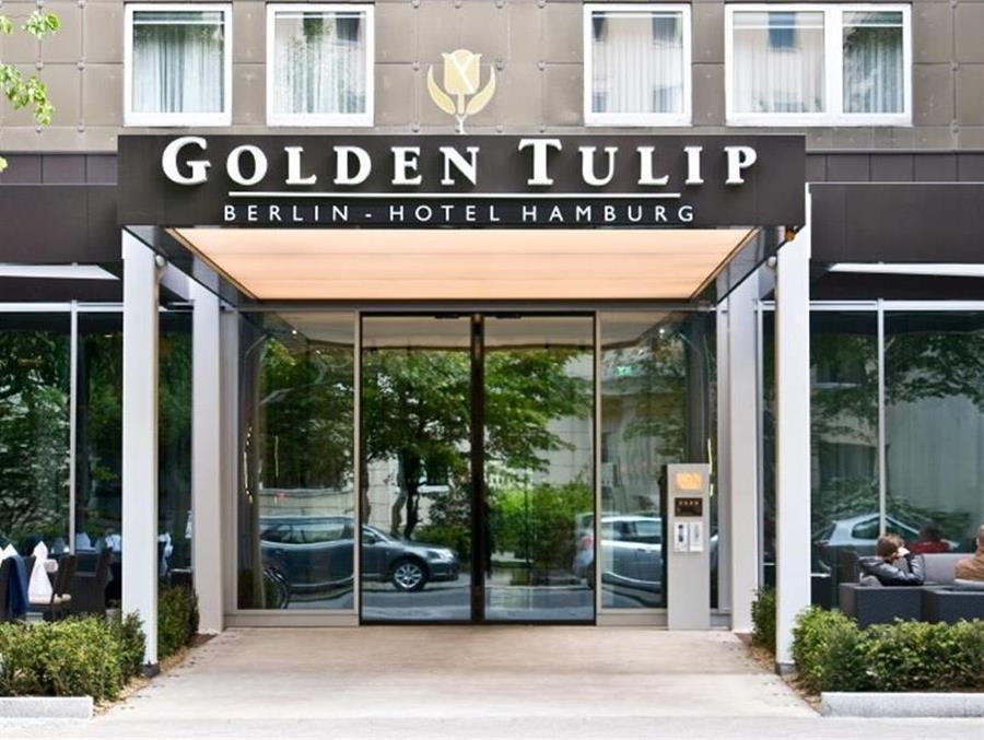 Golden Tulip Berlin Hamburg Hotel - Hotell och Boende i Tyskland i Europa