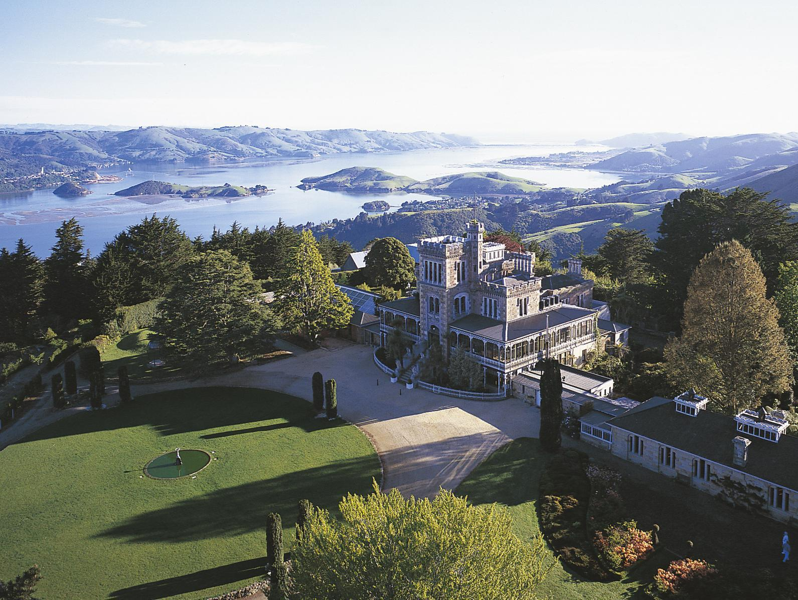 Larnach Lodge at Larnach Castle - Hotels and Accommodation in New Zealand, Pacific Ocean And Australia
