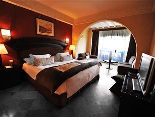 Hivernage Hotel & Spa Marakeš - soba za goste
