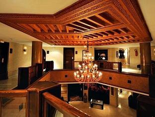 Hivernage Hotel & Spa Marakeš - avla