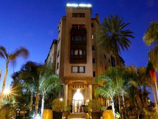Hivernage Hotel & Spa Marakeš - zunanjost hotela