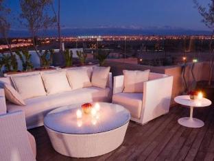 Hivernage Hotel & Spa Marakeš - balkon/terasa