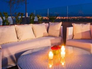 Hivernage Hotel & Spa Marrakech - Hotellet indefra