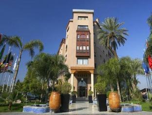 Hivernage Hotel & Spa Marrakech - Hotellet udefra
