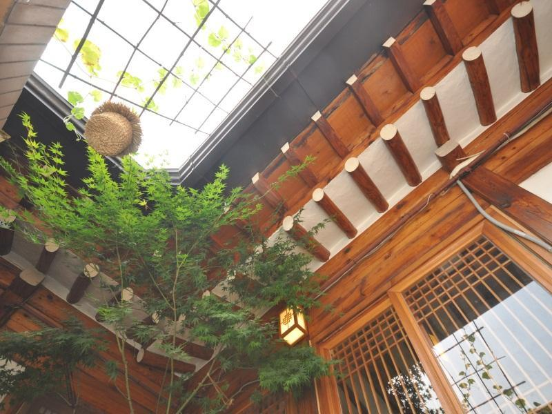 Sopoong Hanok Guesthouse – Main house