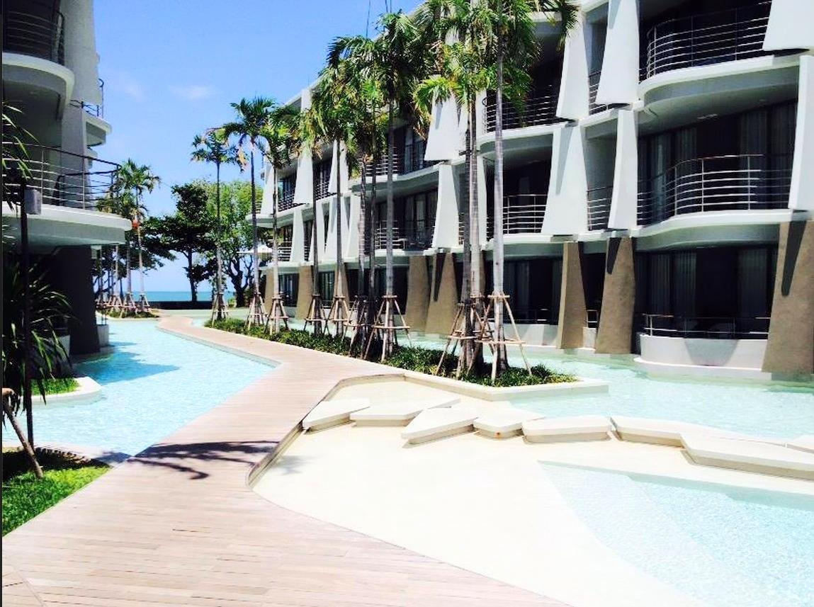 Hang Sua 201 at Baan Sankram Condo - Hotels and Accommodation in Thailand, Asia