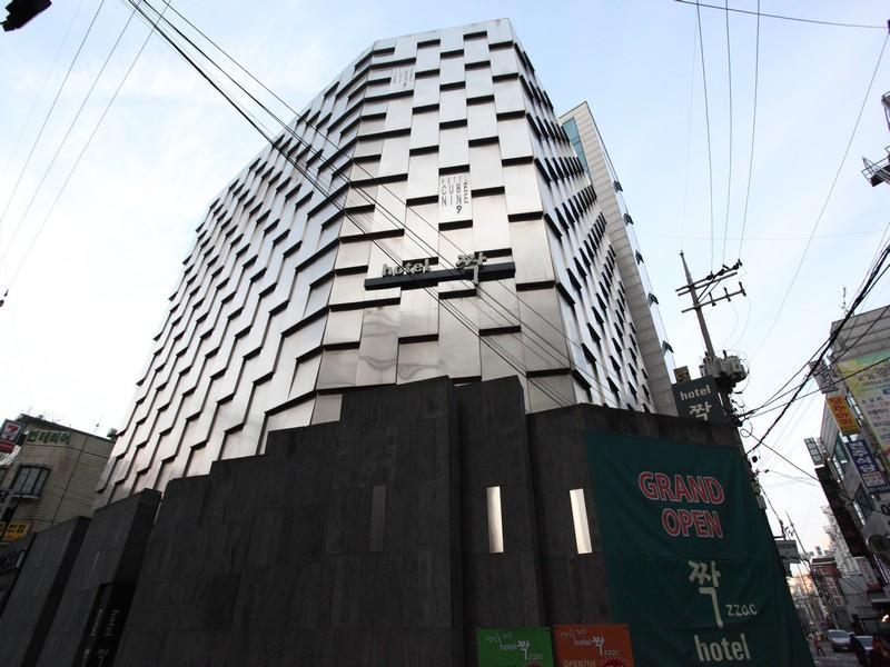 Hotel Zzac Sinlim - Hotels and Accommodation in South Korea, Asia