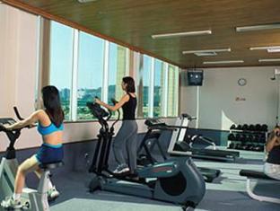Pousada Marina Infante Hotel Macau - Bilik Fitness