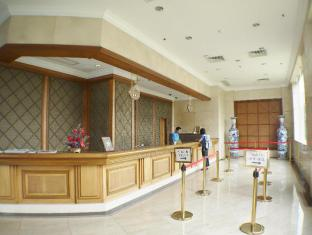 Pousada Marina Infante Hotel Macao - Reception